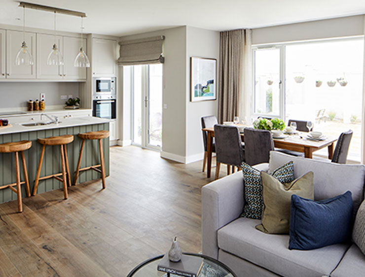 Ardstone An Fuaran Galway Homes Interior Living Room